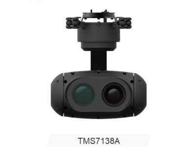 普宙无人机三轴稳定复合光电吊舱(TMS7138A)