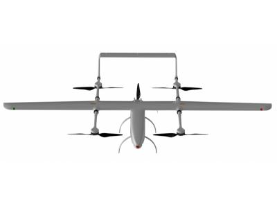 垂直起降固定翼无人机KWT-GM360-H油电混动电动双版本