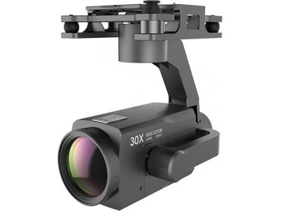 普宙无人机30倍变焦相机云台GTZMHD 30X(30倍光学变焦、4倍数字变焦)