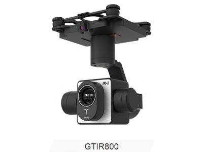 普宙红外热成像仪GTIR800 (800×600分辨率,irgd数字测温)