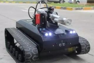 【新品发布】这款微型激光引导销毁机器人,采用激光指引 ,才是排爆真正需要的