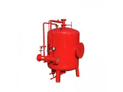 闭式-泡沫水喷淋装置 消防泡沫罐 厂家直销