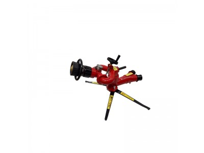 移动式消防电控自摆炮产品优点