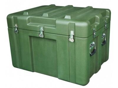 滾塑箱廠家直供、滾塑空投箱、戰備器材箱、給樣箱