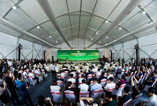 国家会展中心(天津)首展——2019中津防务车辆装备展隆重开幕!