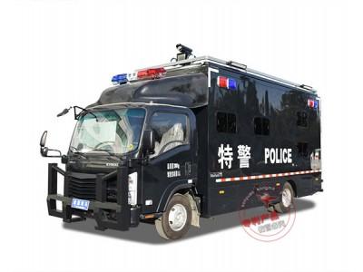森源鸿马B700型治安检查车