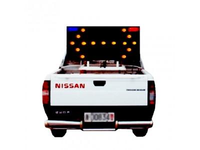 車載箭頭導向牌 工程車箭頭警示牌