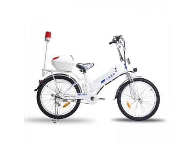 48V电动巡逻自行车_国标飞豹款